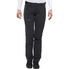 VAUDE Farley II Stretch T-Zip Capri Damen black